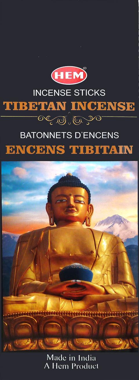 Encens Tibetain Hem Hexa 20g