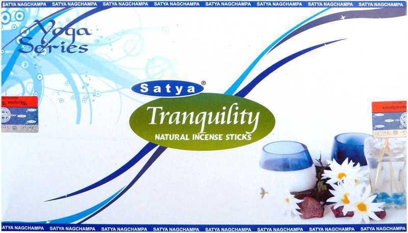 Satya Tranquility Incense 15g