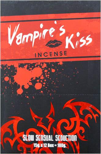 Incense R.expo vampire's kiss  15g