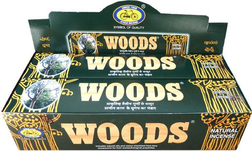 Woods incense 6x20 stks